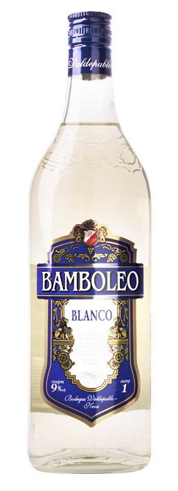 Слабоалкогольные напитки BAMBOLEO