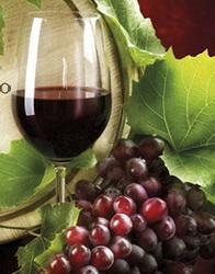 Красные столовые вина